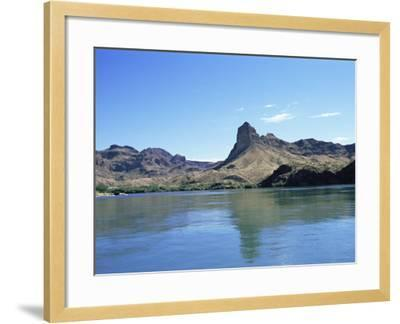 Colorado River Near Parker, Arizona, USA-R H Productions-Framed Photographic Print