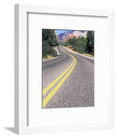 Red Rocks, Sedona, Arizona, USA-R H Productions-Framed Photographic Print