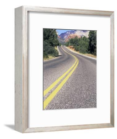 Red Rocks, Sedona, Arizona, USA-R H Productions-Framed Photographic Print
