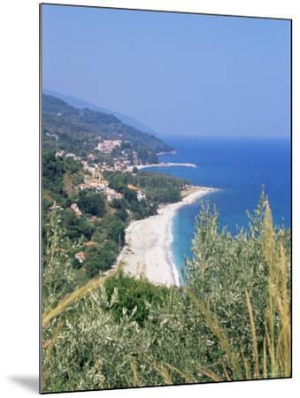 Damouchari, Looking Towards Agios Ioannis, Pelion, Greece-R H Productions-Mounted Photographic Print