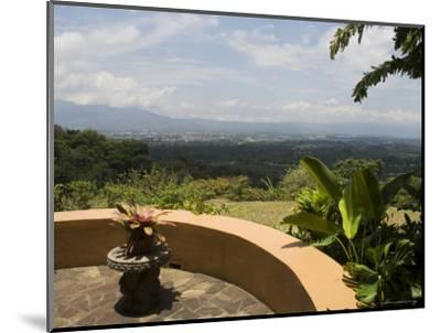 Xandari Hotel, San Jose, Costa Rica, Central America-R H Productions-Mounted Photographic Print