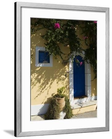 Assos, Kefalonia (Cephalonia), Ionian Islands, Greece-R H Productions-Framed Photographic Print