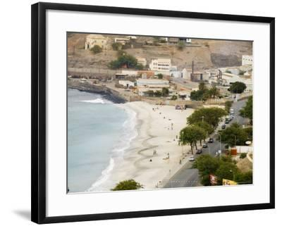 Mindelo, Sao Vicente, Cape Verde Islands, Africa-R H Productions-Framed Photographic Print
