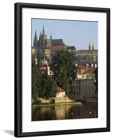 St. Vitus Cathedral and Castle, Prague, Czech Republic-Upperhall-Framed Photographic Print