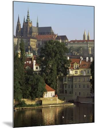 St. Vitus Cathedral and Castle, Prague, Czech Republic-Upperhall-Mounted Photographic Print