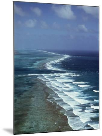 Ambergris Cay, Second Longest Reef in the World, Near San Pedro, Belize, Central America-Upperhall-Mounted Photographic Print