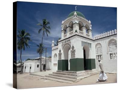 Riyadha Mosque, Lamu Island, Kenya, East Africa, Africa-Upperhall-Stretched Canvas Print