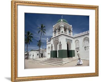 Riyadha Mosque, Lamu Island, Kenya, East Africa, Africa-Upperhall-Framed Photographic Print