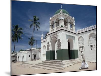 Riyadha Mosque, Lamu Island, Kenya, East Africa, Africa-Upperhall-Mounted Photographic Print