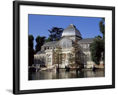 Palacio De Crystal, Madrid, Spain-Upperhall-Framed Photographic Print