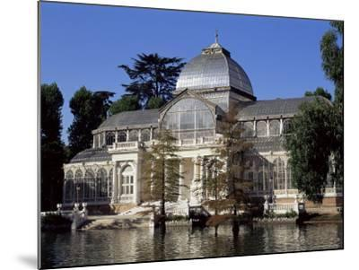 Palacio De Crystal, Madrid, Spain-Upperhall-Mounted Photographic Print