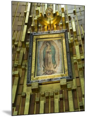 Basilica De Guadalupe, a Famous Pilgramage Center, Mexico City, Mexico, North America-R H Productions-Mounted Photographic Print