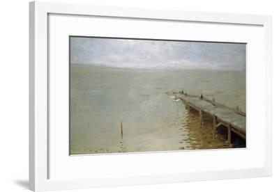 On the Sound-Thomas Jones Barker-Framed Giclee Print