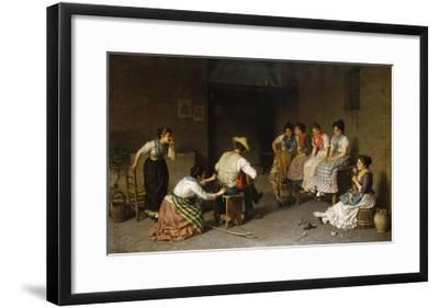 The Joker-Henry Thomas Alken-Framed Giclee Print