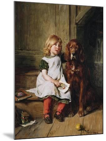 Good Companions-William Bradford-Mounted Giclee Print