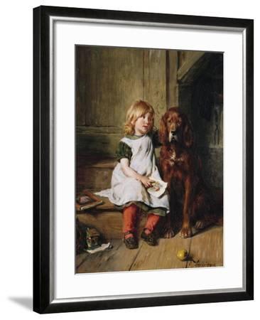 Good Companions-William Bradford-Framed Giclee Print