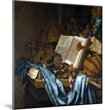 A Vanitas, 1656-Jean B?raud-Mounted Giclee Print