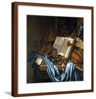 A Vanitas, 1656-Jean B?raud-Framed Giclee Print