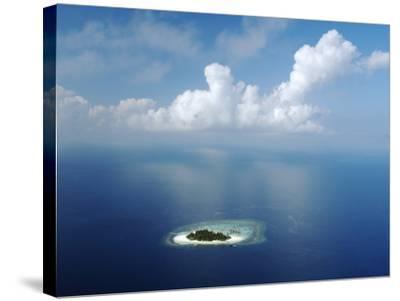 Kandholhudu Island, Ari Atoll, Alifu, Maldives-Felix Hug-Stretched Canvas Print