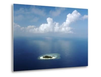Kandholhudu Island, Ari Atoll, Alifu, Maldives-Felix Hug-Metal Print
