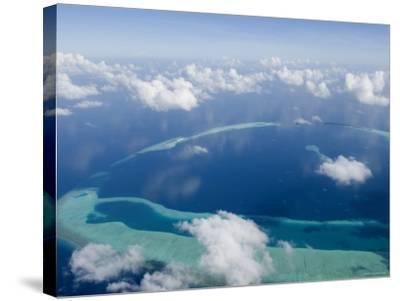 Rasdhoo Atoll, Rashdoo Atoll, Alifu, Maldives-Felix Hug-Stretched Canvas Print