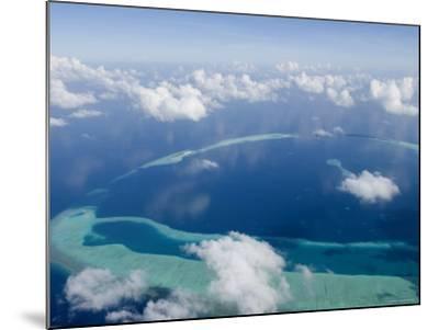 Rasdhoo Atoll, Rashdoo Atoll, Alifu, Maldives-Felix Hug-Mounted Photographic Print