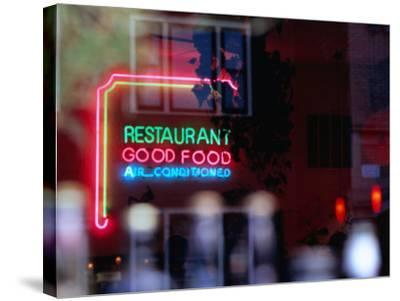 Chicago Diner, Chicago, Illinois-Ray Laskowitz-Stretched Canvas Print