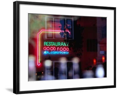 Chicago Diner, Chicago, Illinois-Ray Laskowitz-Framed Photographic Print