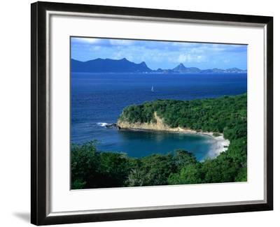 Anse la Roche Beach, Carriacou, Carriacou and Petit Martinique, Grenada-Margie Politzer-Framed Photographic Print