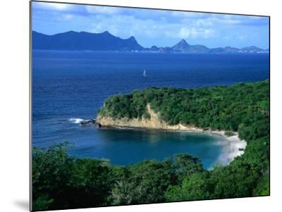 Anse la Roche Beach, Carriacou, Carriacou and Petit Martinique, Grenada-Margie Politzer-Mounted Photographic Print