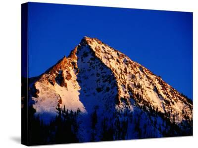 Crested Butte, Colorado-Holger Leue-Stretched Canvas Print