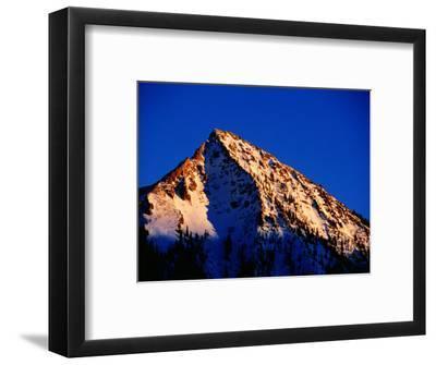 Crested Butte, Colorado-Holger Leue-Framed Photographic Print