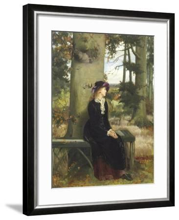 The Tryst-William Holyoake-Framed Giclee Print