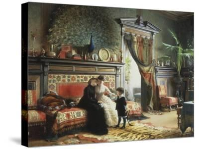 Consolation-Knut Ekwall-Stretched Canvas Print