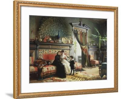 Consolation-Knut Ekwall-Framed Giclee Print