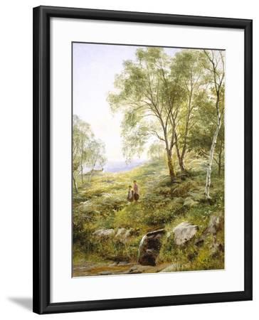 Springtime in Wales-Benjamin Williams Leader-Framed Giclee Print