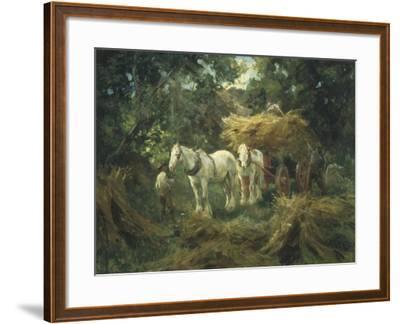 Loading the Hayrick-Arthur Lemon-Framed Giclee Print