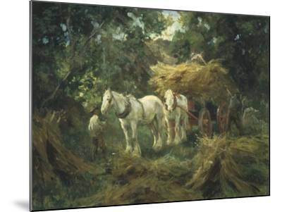 Loading the Hayrick-Arthur Lemon-Mounted Giclee Print