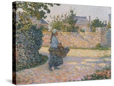 Summer's Day-Henri Lebasque-Stretched Canvas Print