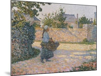 Summer's Day-Henri Lebasque-Mounted Giclee Print