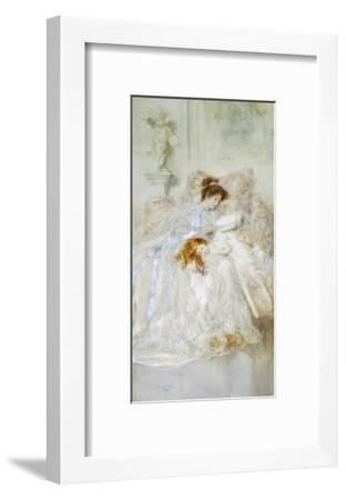 Precious Moments-Mary Louise Gow-Framed Giclee Print