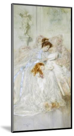 Precious Moments-Mary Louise Gow-Mounted Giclee Print