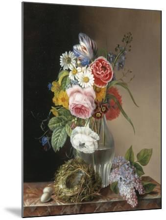 Les Jolies Fleurs-Augustine Vervloet-Mounted Giclee Print
