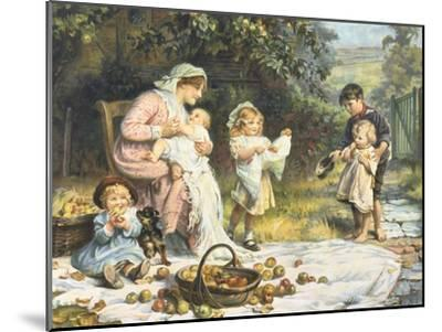 Enough and More to Spare-Frederick Morgan-Mounted Giclee Print