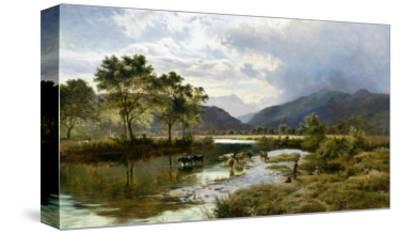 Glen Falloch, Scotland-Sidney Richard Percy-Stretched Canvas Print