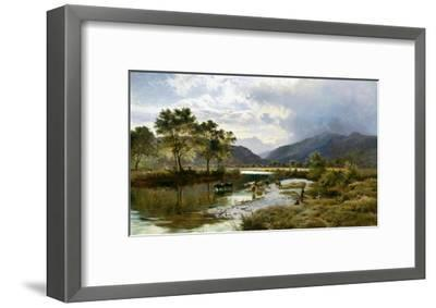 Glen Falloch, Scotland-Sidney Richard Percy-Framed Giclee Print