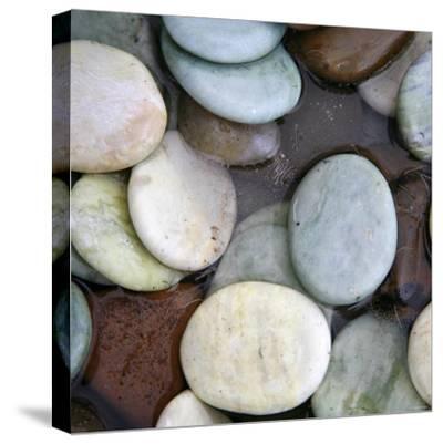 Stone Serenity I-Nicole Katano-Stretched Canvas Print