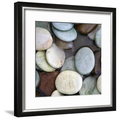 Stone Serenity I-Nicole Katano-Framed Photo