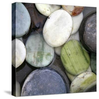 Stone Serenity II-Nicole Katano-Stretched Canvas Print