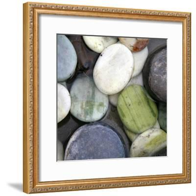 Stone Serenity II-Nicole Katano-Framed Photo